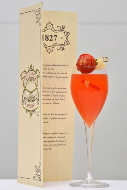 Cocktails 14e trophee mumm 2