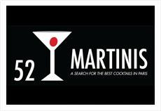 Logo 52 martinis